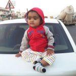 Major Gosavi Kunal Mannadir daughter Umang