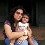 Major Gosavi Kunal Mannadir wife and daughter