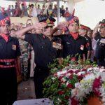 Army pays last respects to Major Prasad Mahadik