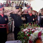 Army pays last respects to Major Prasad Mahadik