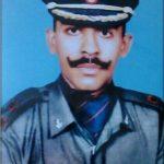 Major Padmapani Acharya, MVC.