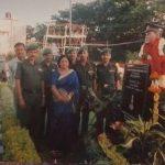 Major sylvester Rajesh Ratnam's memorial park