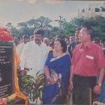 Inauguration of Major sylvester Rajesh Ratnam's memorial park