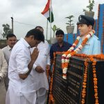 Flying Officer Nandal's statue erected in Rohtak