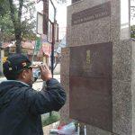 Memorial of Lt Col Inderbal Singh Bawa, MVC