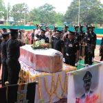 Army's last salute to Major K Manoj Kumar