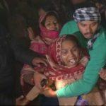 Naik Ajit Singh's family