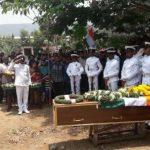 Naik B V Ramana laid to rest