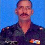Naib Subedar Aram Singh