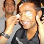 PO UW I Timothy Sinha's birthaday celebration with family and friends