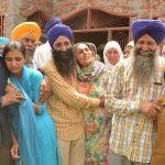 Nb Sub Paramjit Singh's family