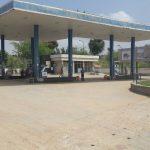 Petrol Station in the name of Subedar Harful Singh Kulhari on Rajgarh road in Churu district of Rajasthan
