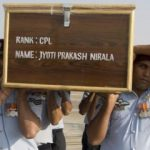The last journey of Corporal Jyoti Prakash Nirala