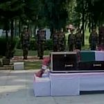 Army's last salute to Lance Naik Mohammed Naseer