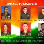 Brave hearts who lost their lives in Sunjuwan Attack