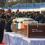 Army's last salute to Major Satish Dahiya