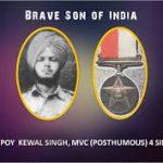 Sep Kewal Singh MVC