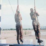 Sep Soran Singh during his training