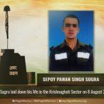Sepoy Pawan Singh Sugra