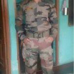 Sepoy Sachin Sharma