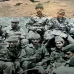 Shaheed Cpt Amol Kalia with his army team