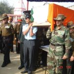 The last journey of Capt Sunil kumar Choudhary
