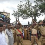 Army's last salute to Subedar Basappa Patil