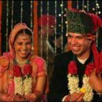 Engagement pic of Maj Dhruv & Surbhi