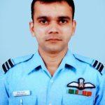 Squadron Leader Saurabh Raghuvanshi