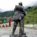 Statue of Rifleman Jaswant Singh Rawat