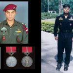 Major Udai's Gallantry Awards