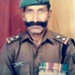 Subedar Harful Singh Kulhari