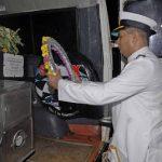 Last salute to Fg Offr Suraj Pillai