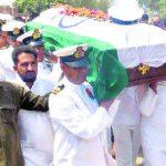 The last journey of Lt Kiran Shekhawat in her hometown in Mewat