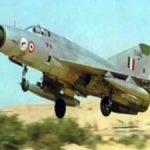 Flt Lt Kulshreshtha and his aircraft