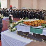 Army's tribute to Sepoy Babloo singh