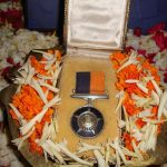 Vir Chakra awarded to Capt Jerry Premraj