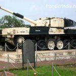 Vijayanta Tank at Captain Vinay kumar Sachan Smarak