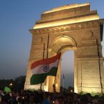 Thousands of People Remembered Martyr Lt Ummer Fayaz at India Gate