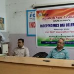 A function honouring Capt Vikram