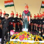 Sepoy Babloo Singh's Memorial
