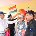 Inauguration Ceremony of Memorial of Martyr Sepoy Babloo Singh
