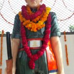 Memorial of Sepoy Vishal Chaudhary