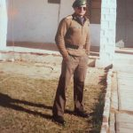 Col Kanwar Jaideep Singh as a young officer