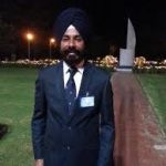 Wing Commander Mandeep Singh Dhillon