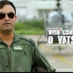 Wg Cdr Dushyant Vats
