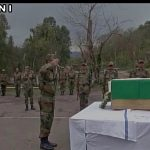 Army personnel pay last respects to Sepoy Deepak Jagannath Ghadge
