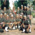 Capt Sharma with batch mates at the OTA