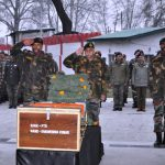 Army's Last Salute to Paratrooper Dharmendra Kumar