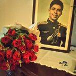 In remembrance of Major Dhruv Yadav